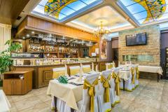 Бар ресторана Грин Палас