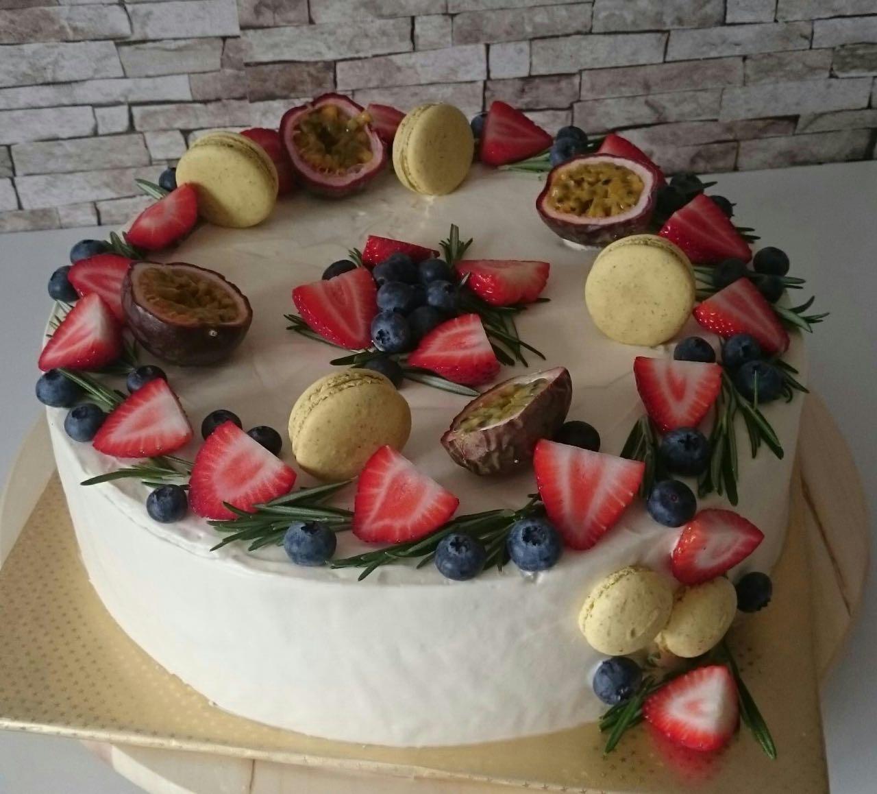Торт от шеф-повара