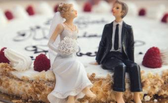 Свадебный торт в подарок